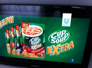 Cup-a-Soup, mede mogelijk gemaakt door Facebook?