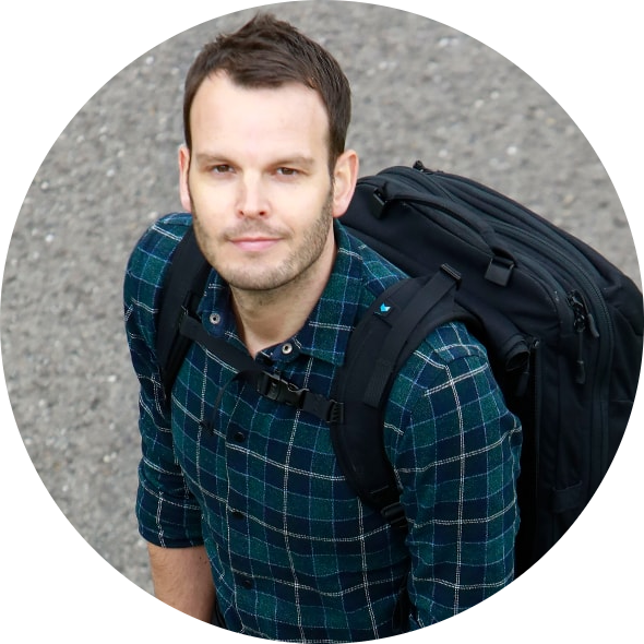 Gijs Heerkens, internetondernemer.